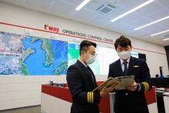 티웨이항공, 모바일 앱(APP) 운항관리 시스템 개발