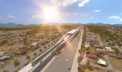 대림산업, 3600억 규모 필리핀 최초 광역고속철도 공사 수주