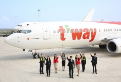 티웨이항공, 11월부터 기내 화물 사업···LCC 최초
