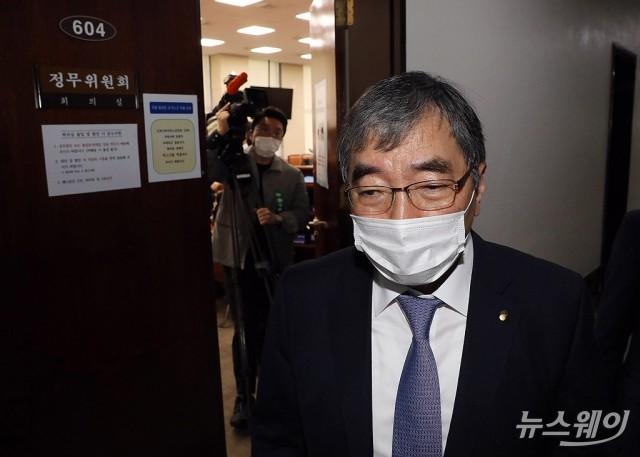 시중은행장 만나는 윤석헌…사모펀드·키코 배상 논의되나