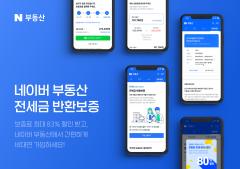 네이버파이낸셜, '전세금 반환보증' 출시