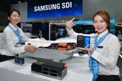 삼성SDI, '인터배터리 2020' 참가···친환경 미래상 제시
