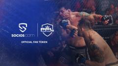 칠리즈, UFC 이어 종합격투기 리그 PFL과 파트너십 체결