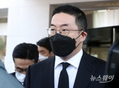 故 이건희 삼성 회장 조문 마친 LG 구광모 회장