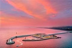 한국어촌어항공단, 국가어항 디지털 사진공모전 '석양에 물든 구시포항' 대상