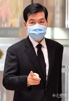 김태한 삼바 대표, 故 이건희 삼성 회장 빈소 조문