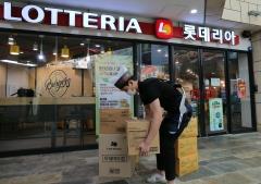 롯데GRS, 배송 업무 지원 '웨어러블 로봇' 테스트 운영
