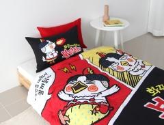 삼양식품, 나라홈데코 협업 '불닭 홈컬렉션' 선봬