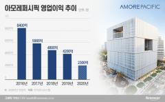 '매출 12조' 꿈 무너진 서경배…5년 새 무슨 일이?