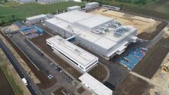 두산솔루스,2700억 투자 '헝가리 전지박공장'2만5천톤 생산 체제 갖춘다(종합)