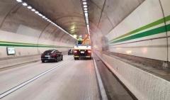 대구시설공단, 다음달 2일부터 테크노폴리스로 터널 부분 통제