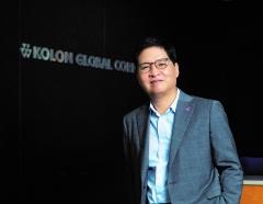 윤창운 코오롱글로벌 사장 '건설기술 R&D 경영인상' 국회의장상 수상