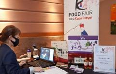 aT, 2020 자카르타 온라인 K-Food Fair 개최