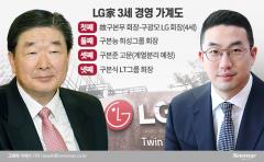 LG상사·LG하우시스 등 5개사 분리…구본준 고문 주도 LG신설지주사 출범