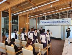 골프존카운티, 북한이탈주민 캐디 양성 진행…올해로 7회째