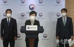서민·중산층 주거안정 지원방안  발표하는 김현미 장관