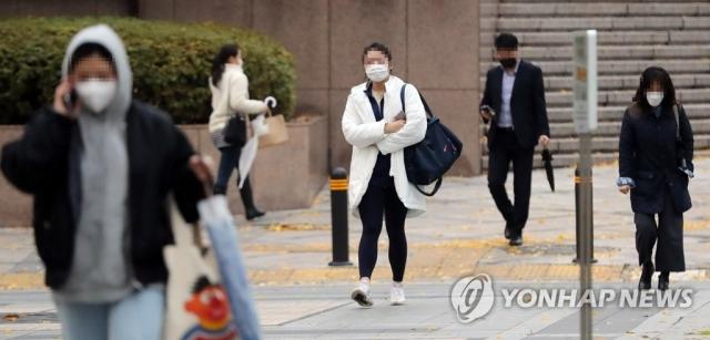 아침 초겨울 추위 지속…서울 최저기온 1도