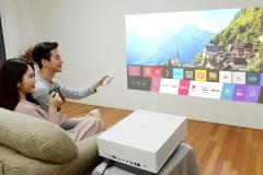 LG전자, 시네빔 레이저 4K 프로젝터 신제품 출시…출하가 379만원