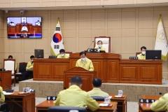 송귀근 고흥군수, 시정연설서 내년 군정방향 제시