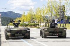 현대로템,다목적 무인車 '공급 업체' 따냈다
