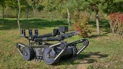 한화디펜스, 180억 규모 폭발물탐지제거로봇 체계개발 계약