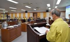 이승율 청도군수, 시정연설에서 내년 군정방향 밝혀