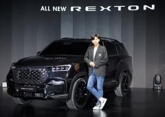 쌍용차, '렉스턴' 앞세워…11월 총1만1859대 판매(종합)
