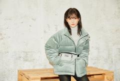 휠라, 김유정과 함께한 겨울 화보 공개