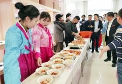호남대, 중국 강서수리직업대학과 '한국 문화 음식 축제' 첫 개최