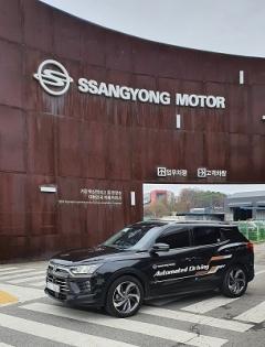 [완성차 실적]쌍용차,12월 1만591대 판매···3개월 연속 '1만대' 돌파