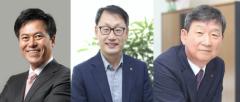[통신 지우는 이통사②]박정호-구현모-황현식, 조직개편도 '탈통신'