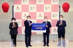 연말 기업 기부활동 스타트…신한금융, 성금 130억원 기부