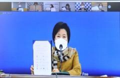 한국장애인고용공단, '성남시 공공기관 협의회 기관장 회의' 온라인 개최