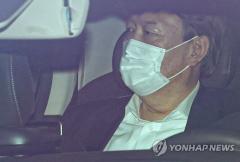 文대통령 윤석열 2개월 정직 징계안 재가…추 장관 사의 표명