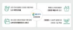 GS칼텍스, 천연 원료 활용한 '친환경 제품' 판매량 급증