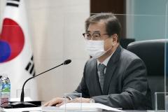 靑 NSC, 동북아 방역·보건협력체 발전 논의…정은경 참석