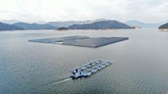 한화큐셀·수공, 합천댐에 세계 최대 수상태양광 발전소 만든다