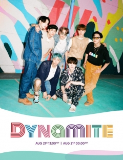 BTS 다이너마이트, 빌보드 핫100 9위로 역주행