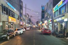 목포시, 원도심 개항문화거리 간판정비 완료