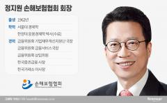 """정지원 손보협회장, 취임 후 세번째 """"실손·車보험 정상화"""""""