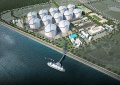 ㈜한양, LNG 터미널 사업 공사계획 추가 승인…신사업 순항