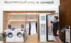 스팀 가전 LG 스타일러, 해외 판매량 50% 이상 증가