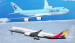 공정위, 대한항공+아시아나 연구용역 6월 초 마무리