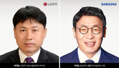 LG 류재철·삼성 이재승, 새해 '생활가전' 실적 경쟁