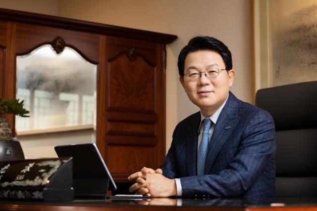 """김광수 은행연합회장 """"디지털화 전환 속도 높여야"""""""