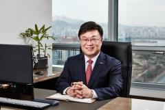 """김원규 이베스트투자증권 대표 """"NO1. 중형 증권사 달성"""""""