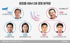 화장품 제조 맞수  '코스맥스·한국콜마' 2세 경영 본격…서로 다른 전략으로 승부