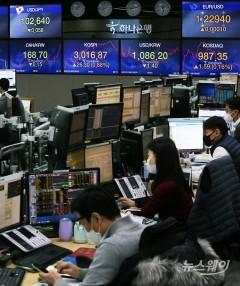 코스피, 사상 첫 3000…증권·정유·반도체·2차전지·인터넷 '질주'