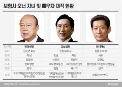 교보생명 장남 정보통신行···보험사 오너2세 새해 행보는?