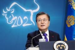 문 대통령, 11일 오전 신년사…'회복·도약·통합'이 골자